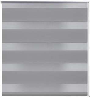 Zebra Rullegardin 120 x 230 cm - grå