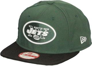 New Era Nya Era och NFL bisyssla 9Fifty Flatbill mössa ~ New York J...