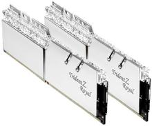 G.Skill Trident Z Royal Series - DDR4 - 16 GB: 2 x 8 GB - DIMM 288-pin - 3200 MHz / PC4-25600 - CL16 - 1.35 V - ikke-bufret - ikke-ECC - sølv