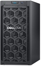 Dell EMC PowerEdge T140 - Server - MT - 1 x Xeon E-2124 / 3.3 GHz - RAM 8 GB - HDD 1 TB - DVD-Writer - GigE - inget OS - skärm: ingen - BTP
