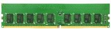 Synology - DDR4 - 8 GB - DIMM 288-pin - 2666 MHz / PC4-21300 - 1.2 V - ej buffrad - ECC - för RackStation RS1619xs+, RS3617RPxs, RS3617xs+, RS3618XS,