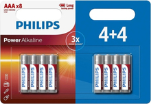 PHILIPS LR03/AAA 8-pack