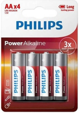 PHILIPS LR6/AA 4-pack