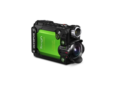 Olympus TG-Tracker Green