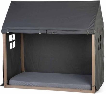 CHILDHOME Sänghusöverdrag 150x80x140 cm antracit