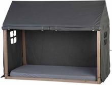 CHILDHOME Sänghusöverdrag 210x100x150 cm antracit