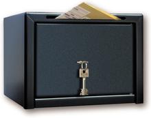 BURG-WÄCHTER Kassaskåp med inkast HomeSafe H 3 S C4 EWS