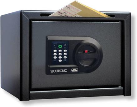 BURG-WÄCHTER Kassaskåp med inkast HomeSafe H 3 E C4 EWS