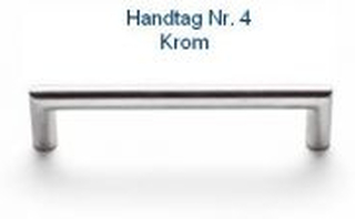 Svedbergs Handtag Nr 2 - 5 256 Krom Svedbergs handtag Nr 4