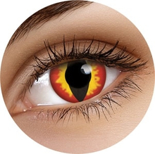 Farvede Linser Phantasee Dragon Eyes