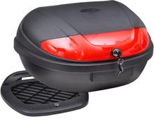 vidaXL Toppbox för motorcykel för 2 MC-hjälmar 72 L