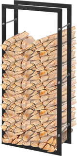vidaXL brændeholder rektangulær 100 cm