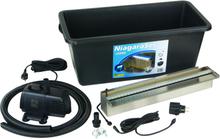 Ubbink Vattenfall Niagara Rostfritt stål LED 60cm inkl. pump