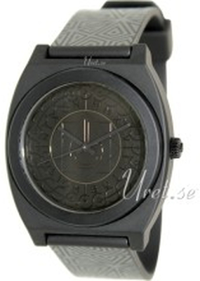 Nixon A1191617-00 The Time Teller Svart/Plast Ø40