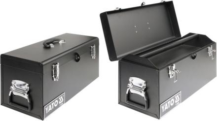 YATO Verktygslåda stål 510 x 220 x 240 mm