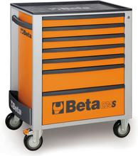 """Beta Tools værktøjsvogn """"C24S 7/O"""" stål 024002071"""