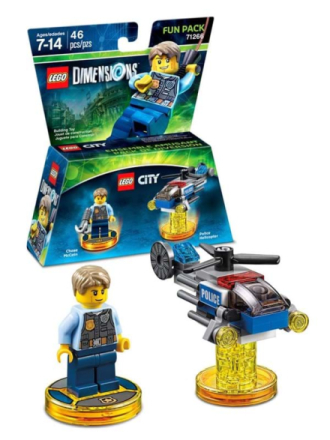 Dimensions Fun Pack - Lego City - Proshop