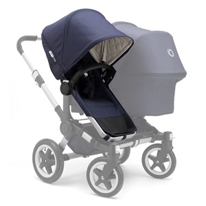 Bugaboo Donkey Classic+ Duo Extension Set Marinblå