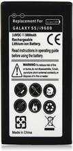 Ersättningsbatteri Galaxy S5 (GT-I9600)