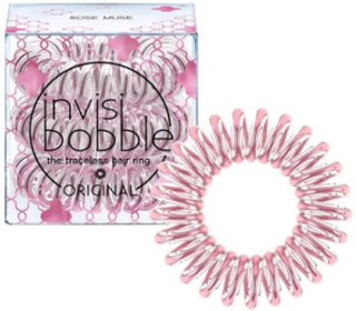 Invisibobble Time To Shine Collection Rose