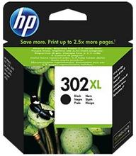 HP 302XL - Høy ytelse - svart - original - blekkpatron - for Deskjet 11XX, 21XX, 36XX; Envy 45XX; Officejet 38XX, 46XX, 52XX