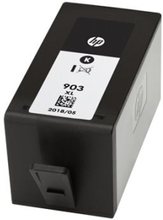 HP 903XL - Høy ytelse - svart - original - blekkpatron - for Officejet 6951, 6954, 6962; Officejet Pro 6960, 6961, 6970, 6971, 6974, 6975