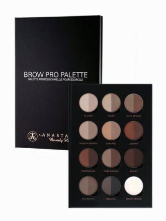 Anastasia Beverly Hills Brow Pro Palette Flerfarget