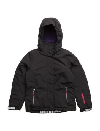 Madison Jacket With Detachable Hood