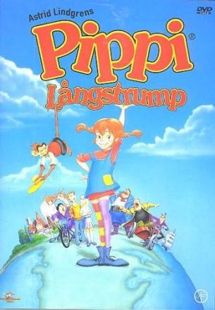 Pippi Långstrump (Import - Suom.Teksti)