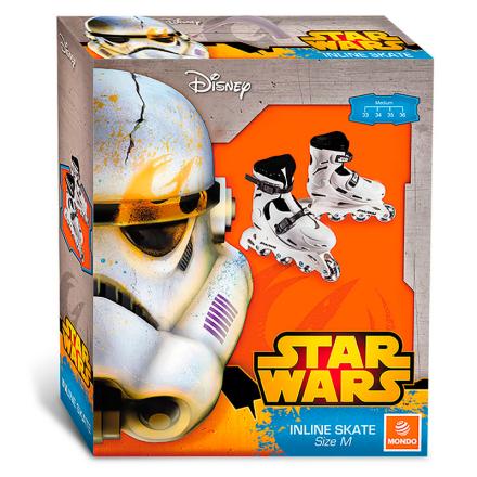 Star Wars rulleskøjter med lys - TheFairytaleCompany