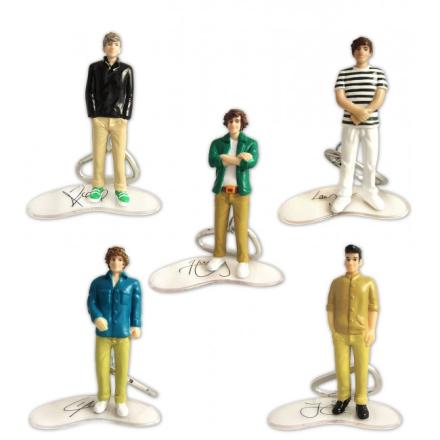 One Direction nøglering med Zayn - TheFairytaleCompany