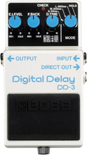 Boss - DD-3 Digital Dealy - Guitar Effect Pedal