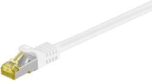 LAN STP CAT 7 - White - 5m