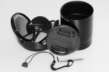 Kiwifotos Paket 6 delar för Nikon Coolpix P100