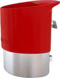 Babette Original Multihållare rostfri Röd