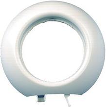 Schneider Renova Täckram ytter, för infällda strömbrytare, vit