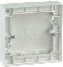 Elko Plus Förhöjningsram för infällda strömbrytare, 1 fack, vit