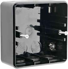 Elko 4044262523 Förhöjningsram för kapslade vägguttag med lock