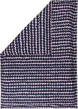 Marimekko Räsymatto pussilakana 150 x 210 cm, vaaleanpunainen - tummansini
