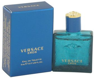 Versace Eros från Versace - Mini EDT 0,5 ml - för män