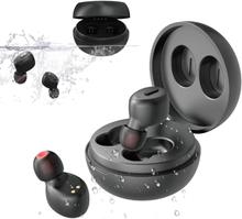 Case4you Vattentäta Bluetooth Hörlurar - Laddbox 28 timmar C4U® - X300