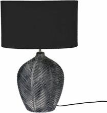 Gilbert Gilbert Lampa bord keramik grå 53 cm