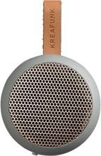 Kreafunk aGO bluetooth højtaler - Grå