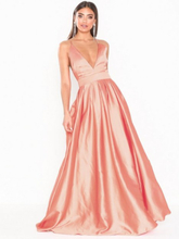 NLY Eve Thin Strap Ball Gown