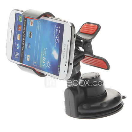 Universal Crab suunnittelu Smart Autoteline iPhone, Samsung matkapuhelimesta ym.