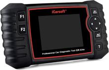 iCarsoft CR Elite Bildiagnostikk