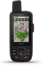 Garmin GPSMAP 66i gps Svart OneSize