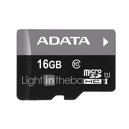 ADATA ™ Premier microSDHC / SDXC UHS-I Class10 16GB
