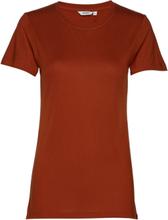 Harvey T-shirt Top Orange MbyM