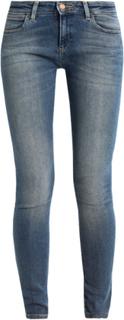 Wrangler Jeans Skinny Fit stone blue denim